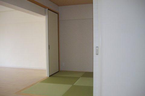 名東区分譲マンションリノベーション工事(施工前、施工後)
