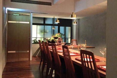 和食創作料理と自然派ワインのお店「和らん」